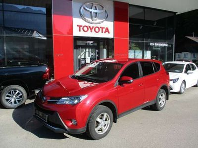 gebraucht Toyota RAV4 2,2 D-4D Executive 4WD