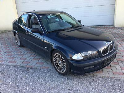 used BMW 320 3er-Reihe (E46) Österreich-Paket