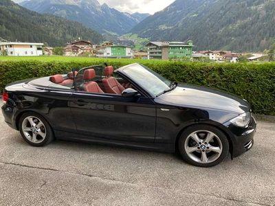 gebraucht BMW 120 Cabriolet 1er-Reihe Cabrio Diesel (E88)