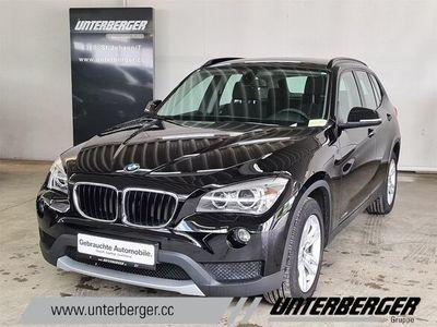 gebraucht BMW X1 xDrive18d Oesterreich Paket