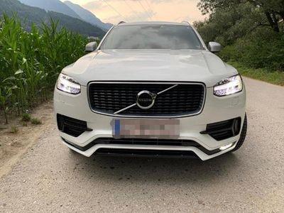 used Volvo XC90 D5 AWD R-Design Listenpreis € 83 691,-