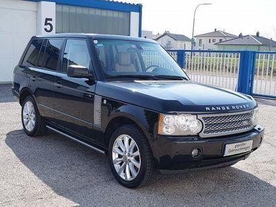 gebraucht Land Rover Range Rover 3,6 TdV8 Vogue DPF VOLLLEDER*BI-XENON*NAVI*KAMERA