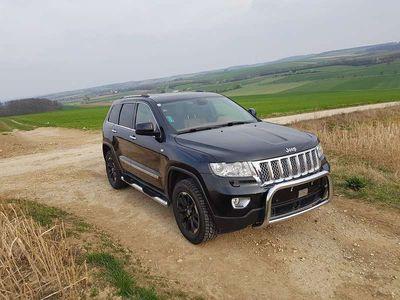 gebraucht Jeep Grand Cherokee 3,0 Overland Summit CRD