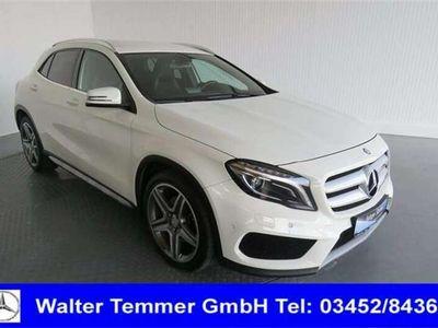 gebraucht Mercedes GLA220 CDI 4MATIC AMG-Line Aut.