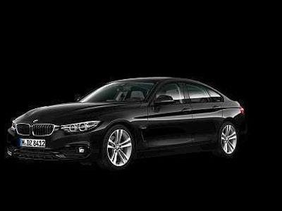 gebraucht BMW 418 Gran Coupé 4er-Reihe d Sport Line Aut. Rückfahrkamera,... Sportwagen / Coupé