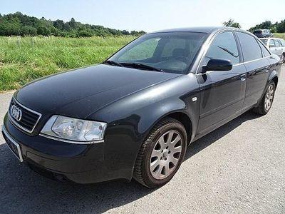 brugt Audi A6 1,9 Ambition TDI