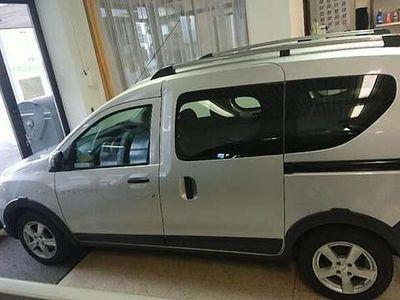 "gebraucht Dacia Dokker Stepway TCe ""NAVI,PP,Tempo,8fach Alu"""
