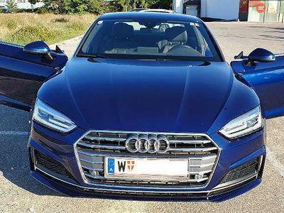 gebraucht Audi A5 A5Coupé 2,0 TFSI sport S-Line Sportwagen / Coupé