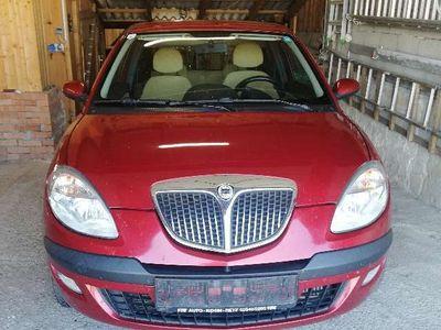 gebraucht Lancia Ypsilon Platino 1,3 16V JTD Multijet