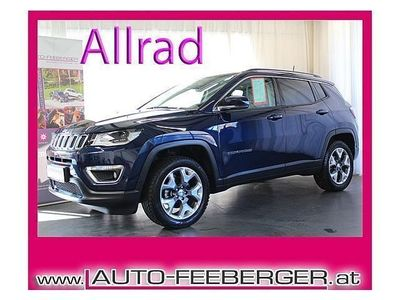 gebraucht Jeep Compass 1,4 MultiAir AWD Limited 9AT Aut. Limited