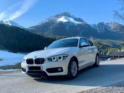 gebraucht BMW 118 1er-Reihe Diesel (F20) Sport Line Aut.