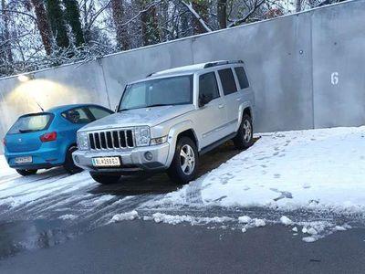 gebraucht Jeep Commander 3,0 V6 CRD