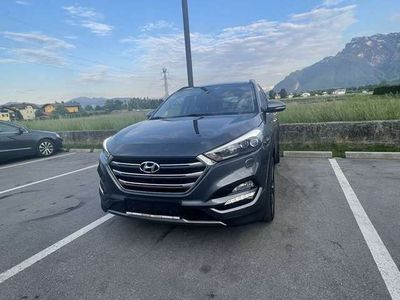 gebraucht Hyundai Tucson 20 CRDI 4WD Platin Aut.
