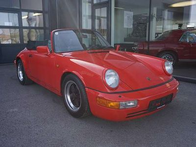 gebraucht Porsche 911 Urmodell SC Cabrio