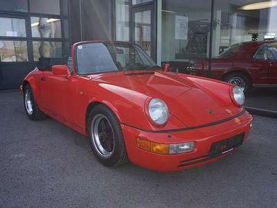 gebraucht Porsche 911SC Cabrio Cabrio / Roadster,