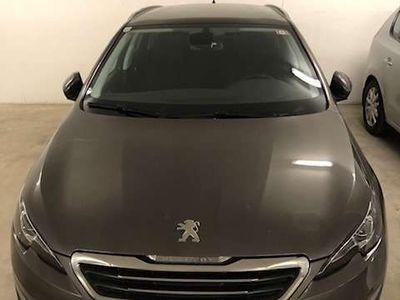 """used Peugeot 308 SW 1,6 BHDI Allure S&S 17"""" Kombi / Family Van,"""