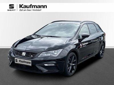 gebraucht Seat Leon Kombi Black-Edition TSI