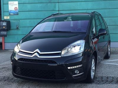 gebraucht Citroën Grand C4 Picasso 2,0 HDi Exclusive EGS6 FAP