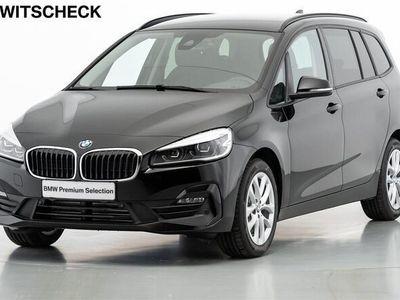 gebraucht BMW 218 Gran Tourer d xDrive NP: €48.694,- Van