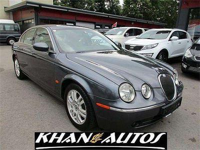 usata Jaguar S-Type 2,7 Executive Ds. Aut. **sehr gepflegt** Limousine