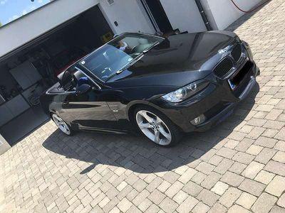 gebraucht BMW 325 Cabriolet 3er-Reihe i e93 M-Paket Performance Top Zustand / Roadster