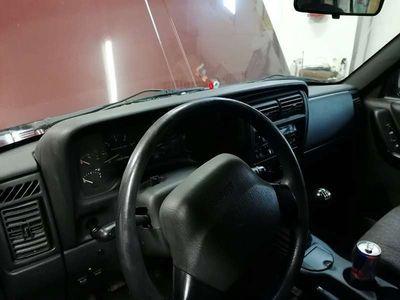 gebraucht Jeep Cherokee xj 2,5 biesel SUV / Geländewagen