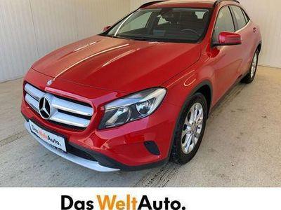 gebraucht Mercedes GLA200 d