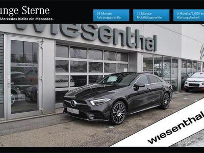 gebraucht Mercedes CLS350 CLS-Klassed 4MATIC Aut. Sportwagen / Coupé