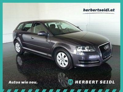 gebraucht Audi A3 Sportback 1,6 TDI DPF e *TOPPREIS* Limousine,