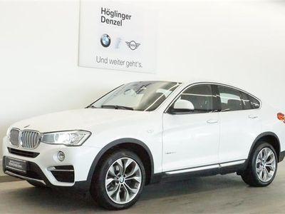 gebraucht BMW X4 xDrive 30d Österreich-Paket Aut. SUV / Geländewagen