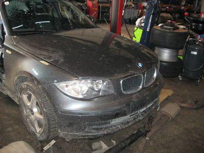gebraucht BMW 118 d Österreich-Paket ''ERATZTEILSPENDER''
