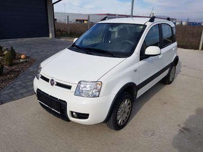 gebraucht Fiat Panda 4x4 Klein-/ Kompaktwagen