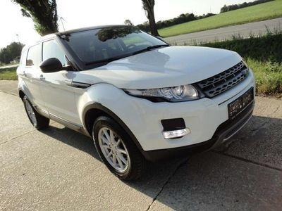 used Land Rover Range Rover evoque Pure 2,2 TD4*Teil-Leder-Sitz*Lenkrad-Heizung*
