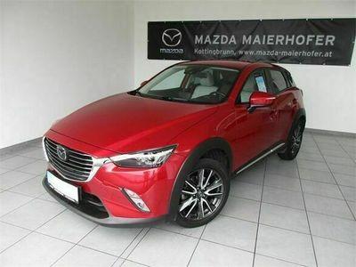 gebraucht Mazda CX-3 CD105 AWD Revolution Top Aut.