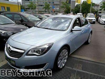 gebraucht Opel Insignia 2.0 Turbo Ecotec Business Edition Allrad Start/Stop KAMERAAllrad Navi Spurh. Kurvenl. Sitzh.