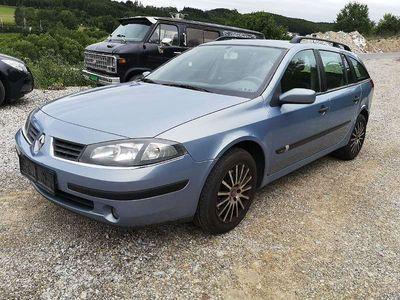 gebraucht Renault Laguna 1,9 dCi Kombi / Family Van