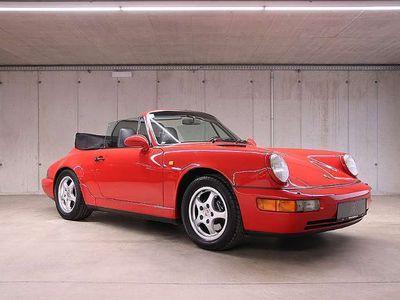 gebraucht Porsche 911 (964) 4 Cabrio*TOP*WERTANLAGE*EIN TRAUM* Cabrio / Roadster,