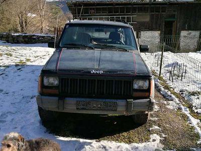 gebraucht Jeep Cherokee 2.1d SUV / Geländewagen,