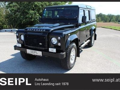 used Land Rover Defender Station Wagon SE 2,2 Novabefreiter LKW