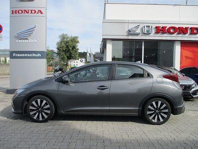 gebraucht Honda Civic 1,8-VTEC Sport Aut. / 8-fach Bereifung