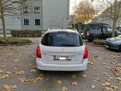 gebraucht Peugeot 308 SW 1,6 HDi 95 Family