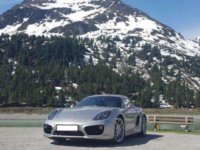 gebraucht Porsche Cayman S 3,4 PDK | Vollausstattung | Sport-Chrono
