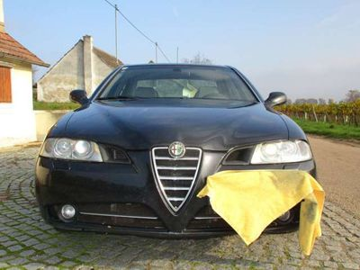 gebraucht Alfa Romeo 166 Alfa 2,4 JTD M-Jet Distinct. Sportr. Distinctive