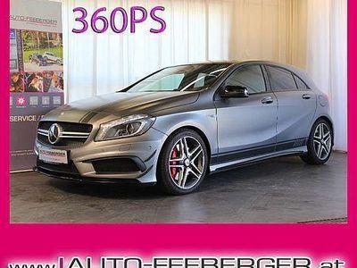 gebraucht Mercedes A45 AMG A-Klasse4MATIC Aut. Limousine