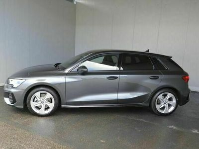 gebraucht Audi A3 Sportback 30 TFSI S line exterieur Limousine