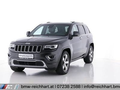 gebraucht Jeep Grand Cherokee 3,0 V6 CRD Over
