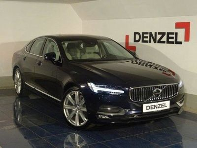gebraucht Volvo S90 D5 AWD Inscription Geartronic Limousine,