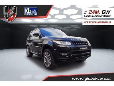 gebraucht Land Rover Range Rover Sport SDV6*DYNAMICPAKET*HUD*VOLL!!!
