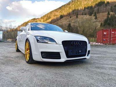 gebraucht Audi TT Coupé 3,2 V6 quattro