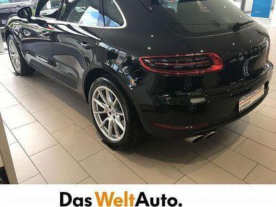 gebraucht Porsche Macan S SUV / Geländewagen,
